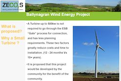 Wind Turbine Information Meeting  July-16th 2014