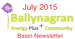 BEP Newsletter for Basin Residents - July 2015