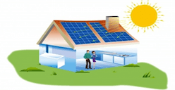 Solar PV (Photo Voltaic) solution v Solar Thermal