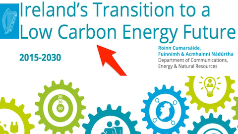 White Paper on Path to Low Carbon Energy